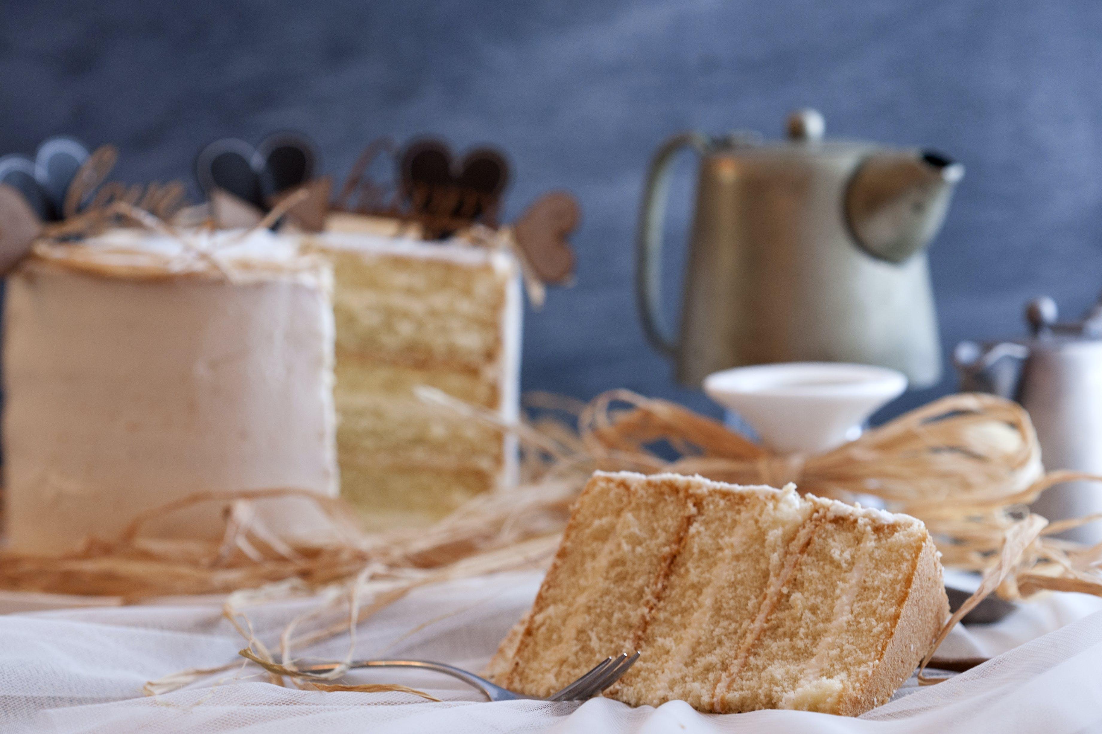 Free stock photo of bread, cake, delicious, dessert