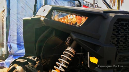 Free stock photo of buggy, car, lights, suspension