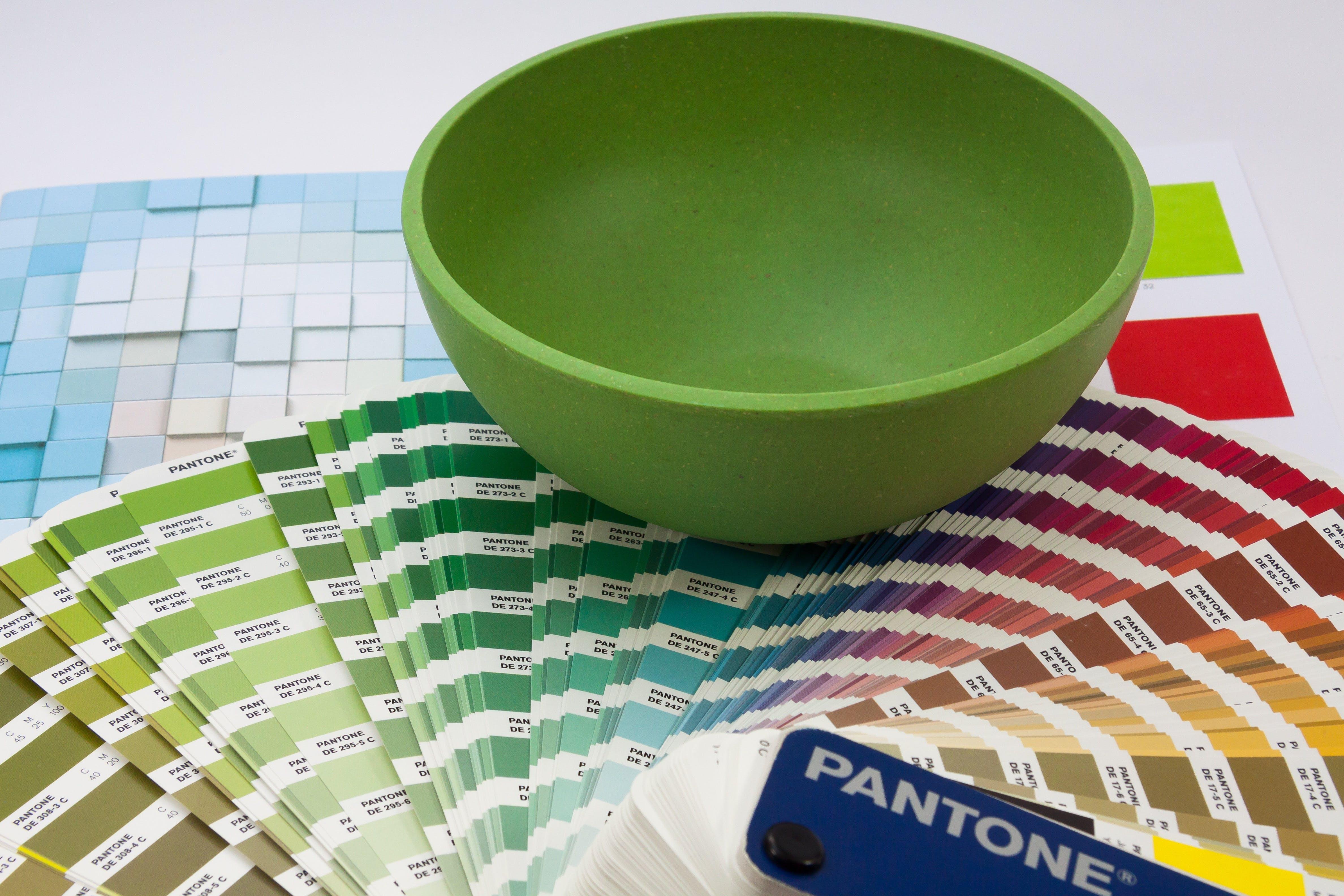 Free stock photo of green, design, bowl, decision