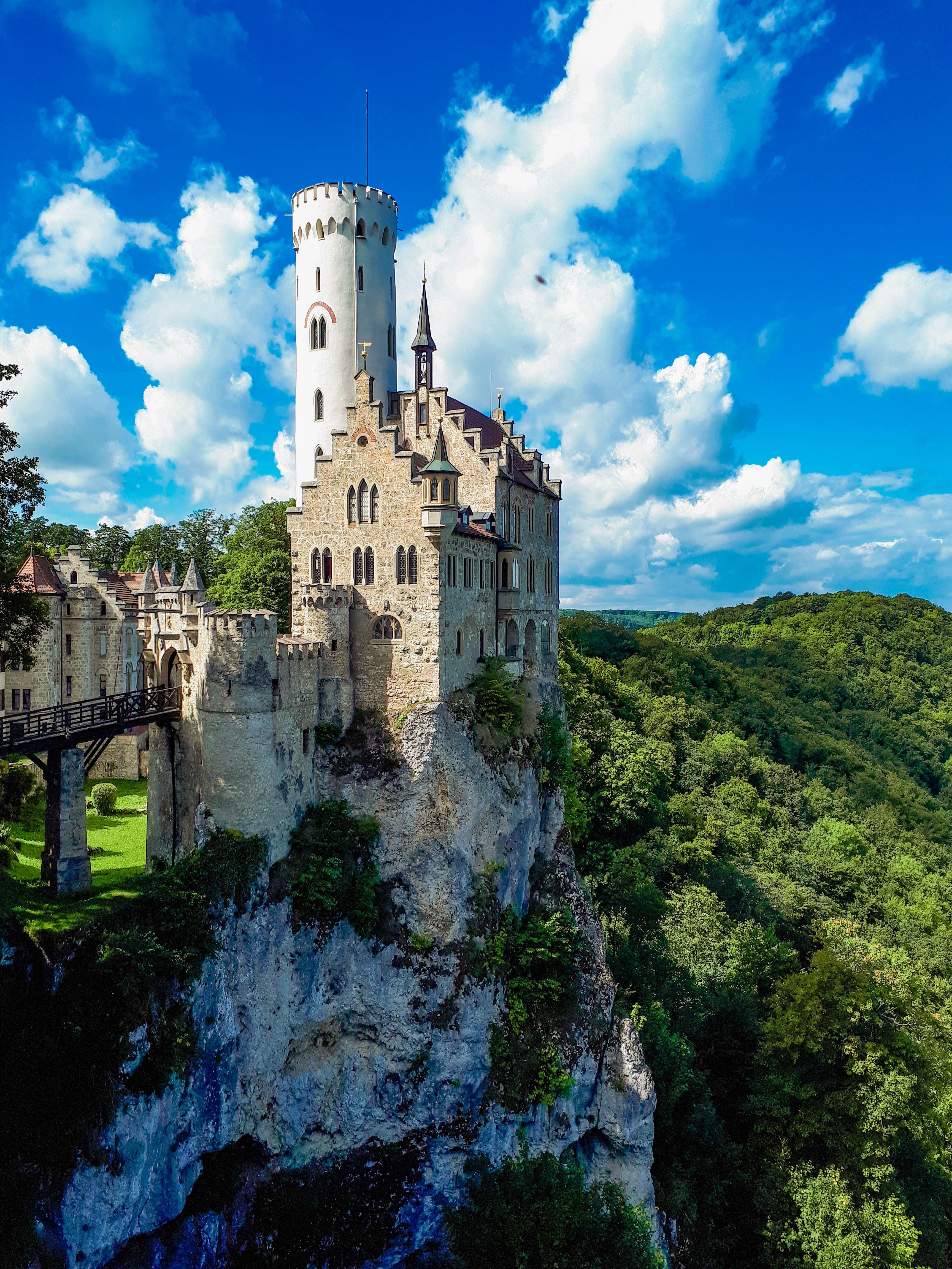Fotos de stock gratuitas de alemán, arquitectura, atracción turística, castillo