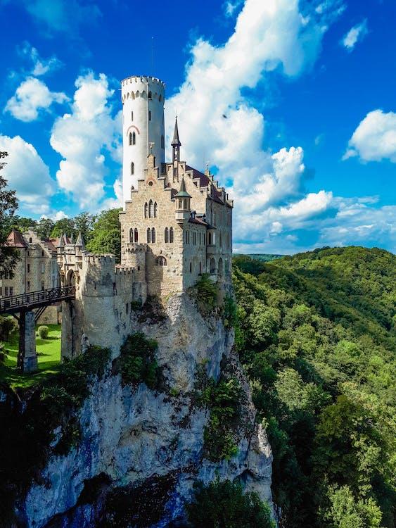 Photo of Lichtenstein Castle