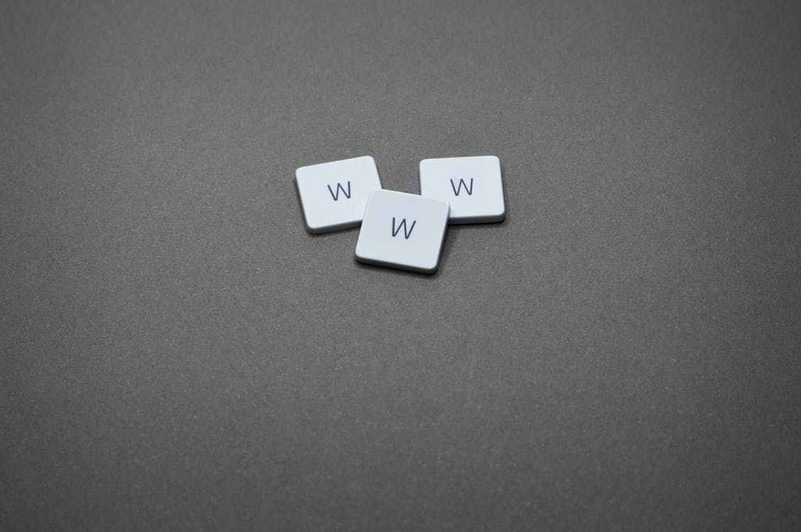 Three W Game Tiles