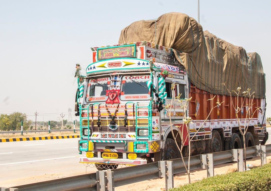 インド人, トラックの無料の写真素材