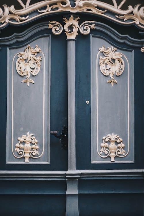 Бесплатное стоковое фото с вход, двери, дверной проем, деревянный