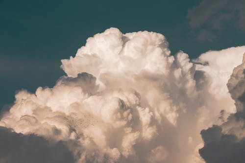 Бесплатное стоковое фото с HD-обои, атмосфера, высокий, кучевые облака