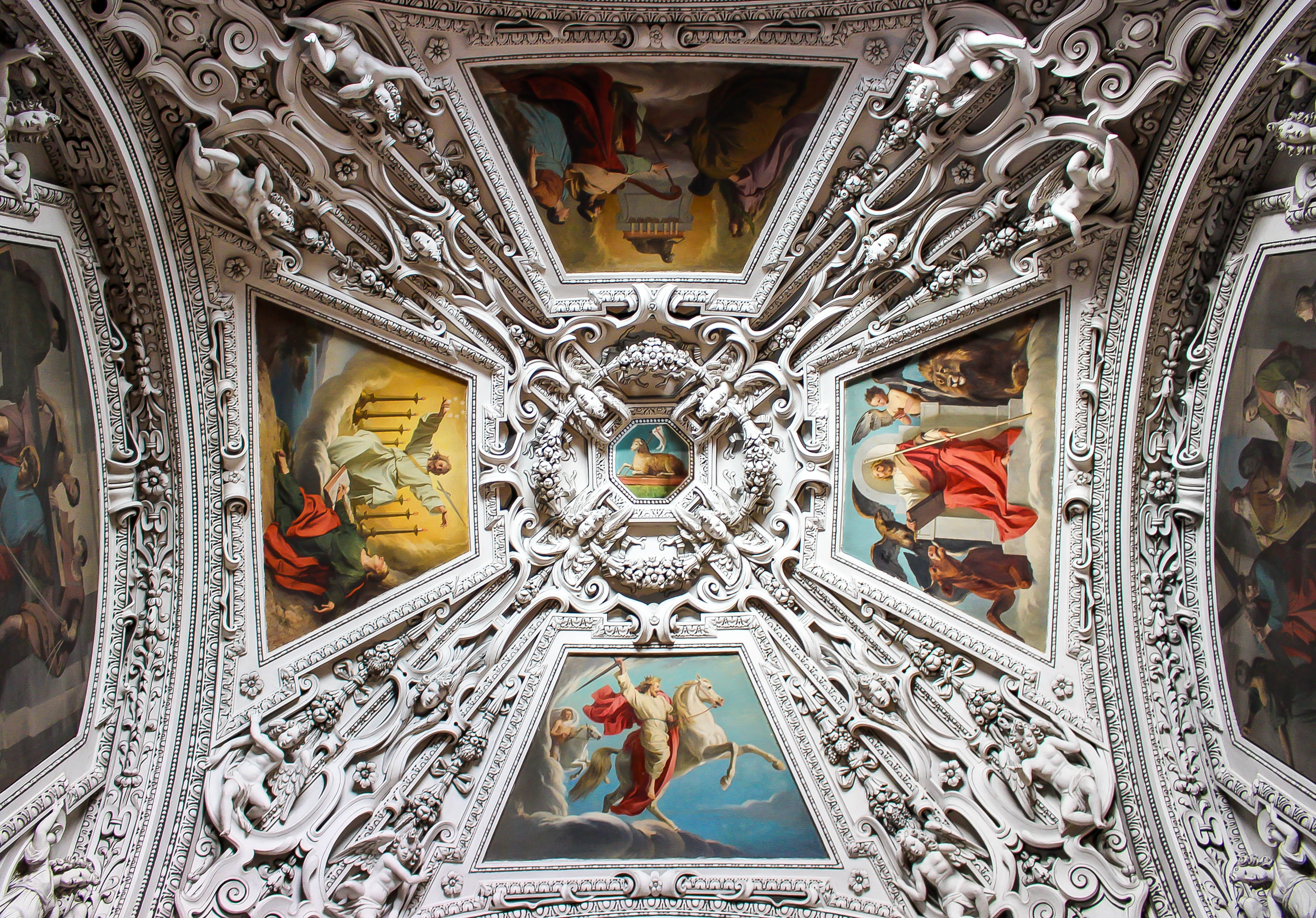 Cathedral Paintings
