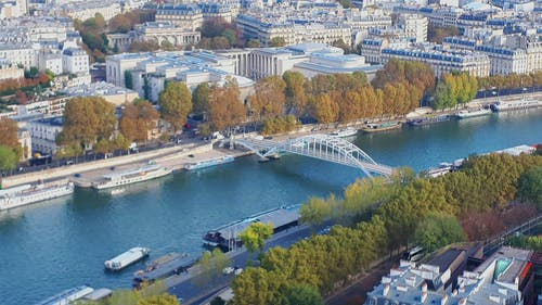 Free stock photo of paris, seine river