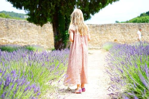 Gratis arkivbilde med barn, blomster, blomsterblad, flora