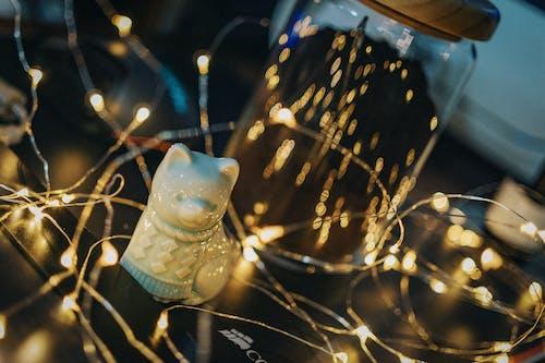 Ingyenes stockfotó Arany, befőttes üveg, csillogó, dekoráció témában