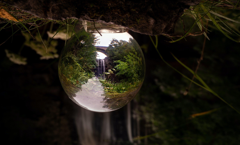 Upside Down Crystal Ball