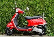 street, vespa, motorbike