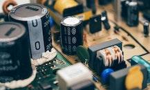 industry, technology, blur