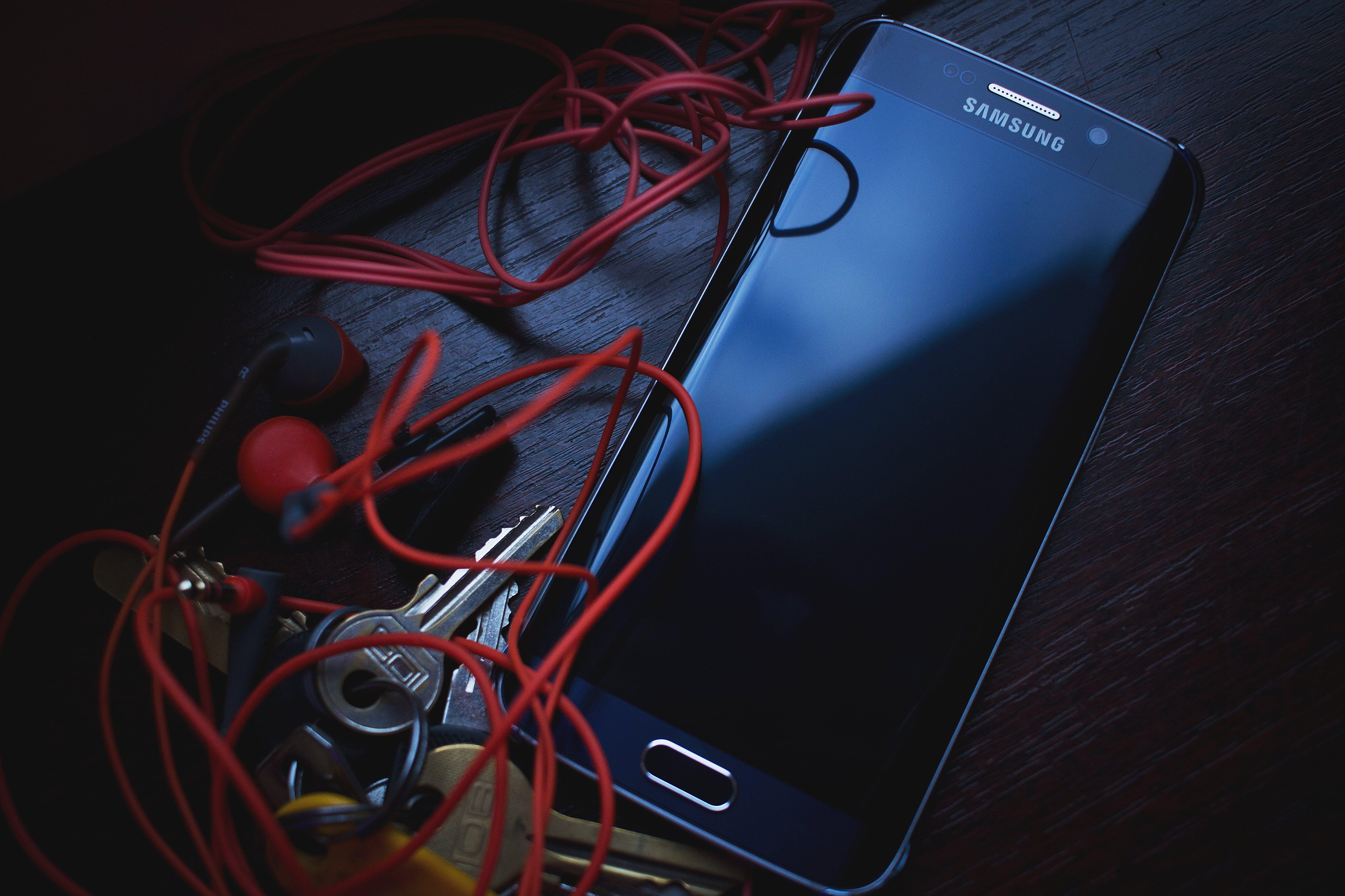 Samsung Black Galaxy S6 Edge
