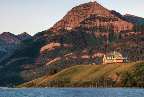 Бесплатное стоковое фото с архитектура, берег озера, вода, геология