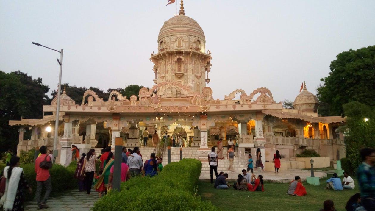 Free stock photo of tapovan, temple