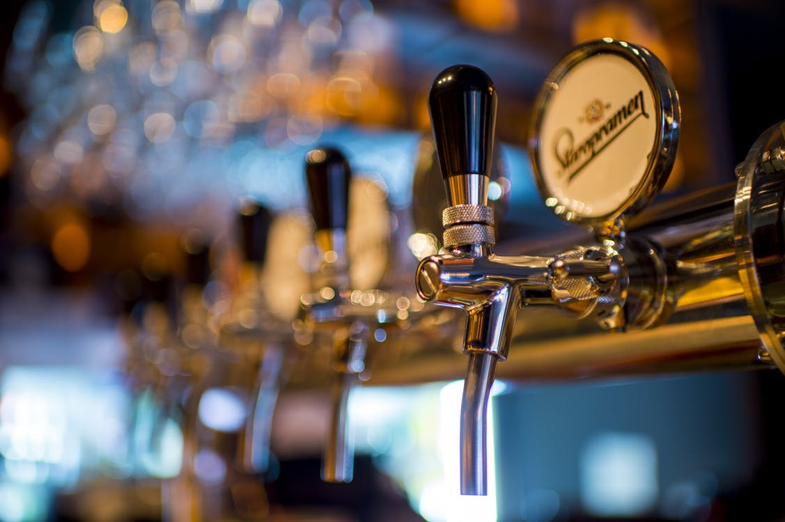 alcool, aparat, bar