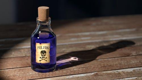 Fotobanka sbezplatnými fotkami na tému drevený, fľaša, jed, jedovatý