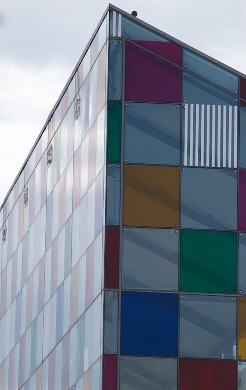 Základová fotografie zdarma na téma architektura, barva