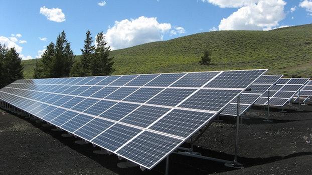 Kostenloses Stock Foto zu technologie, grün, energie, sauber