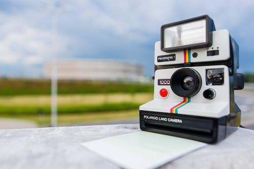 Δωρεάν στοκ φωτογραφιών με macro, polaroid, κάμερα, κλασικός