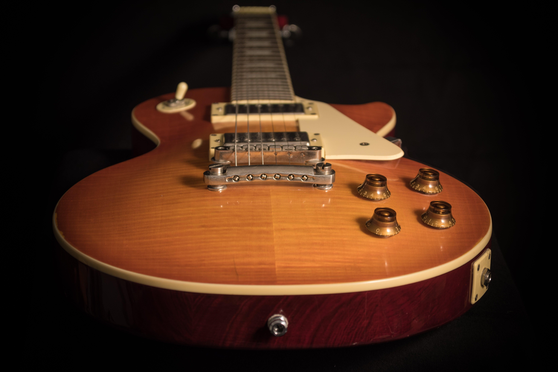 Free stock photo of electric guitar, epiphone, guitar, les paul