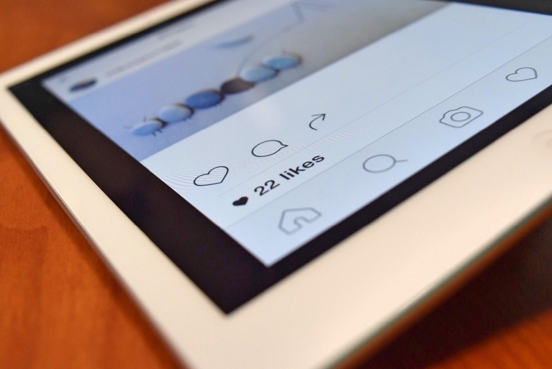 Ảnh lưu trữ miễn phí về Công nghệ, instagram, ipad, kỹ thuật số