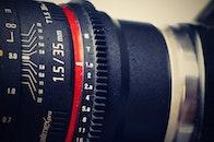 camera, photography, technology