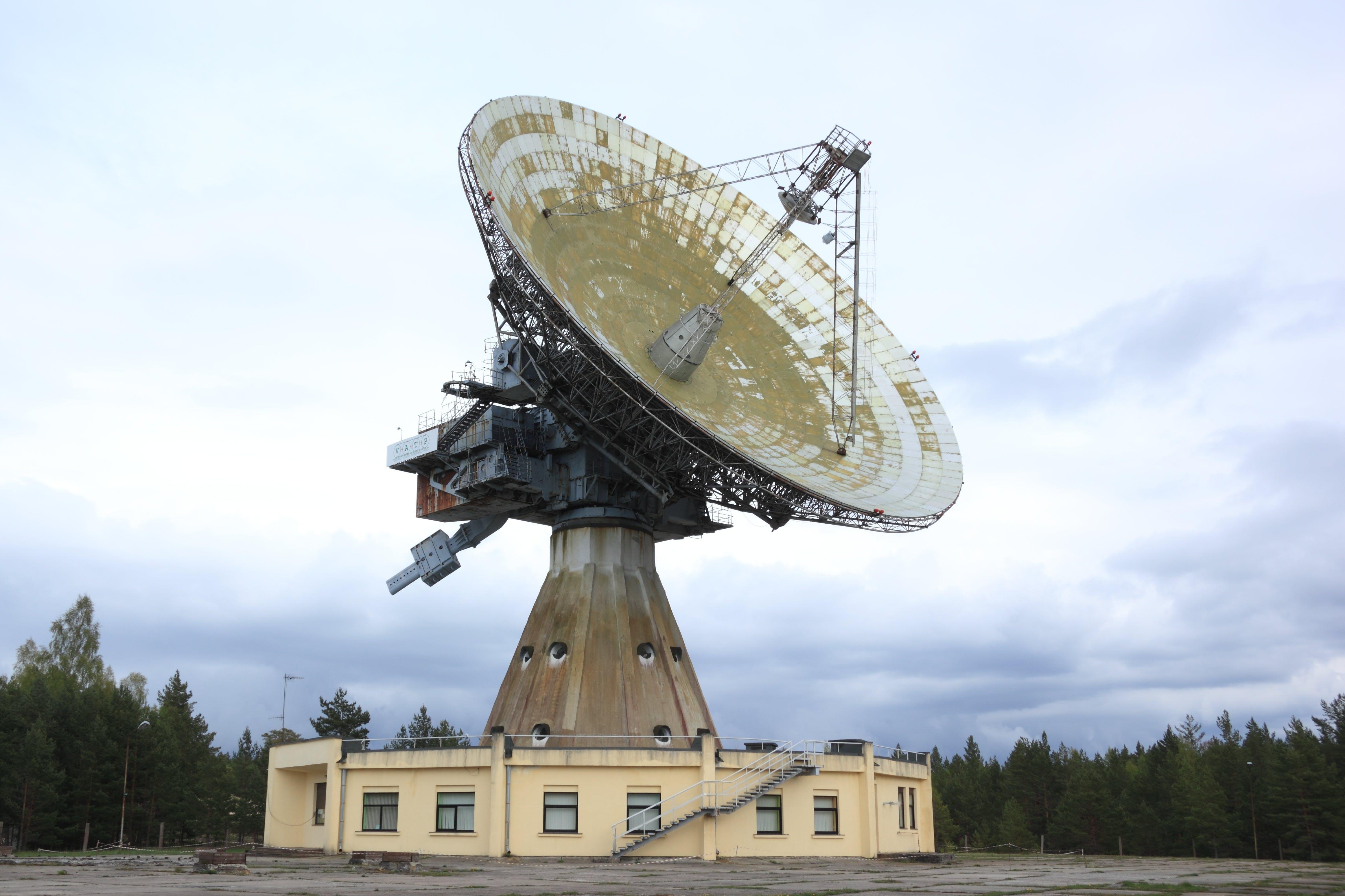 Free stock photo of 32m, antenna, astronomy, dish
