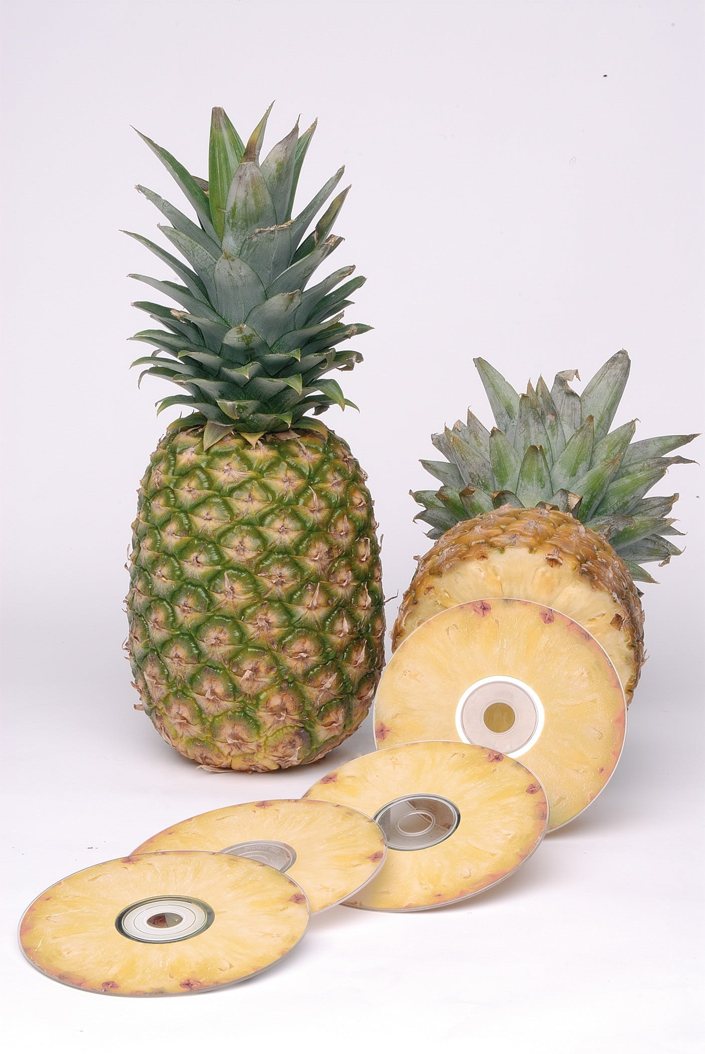 Pineapple and Pineapple Disc