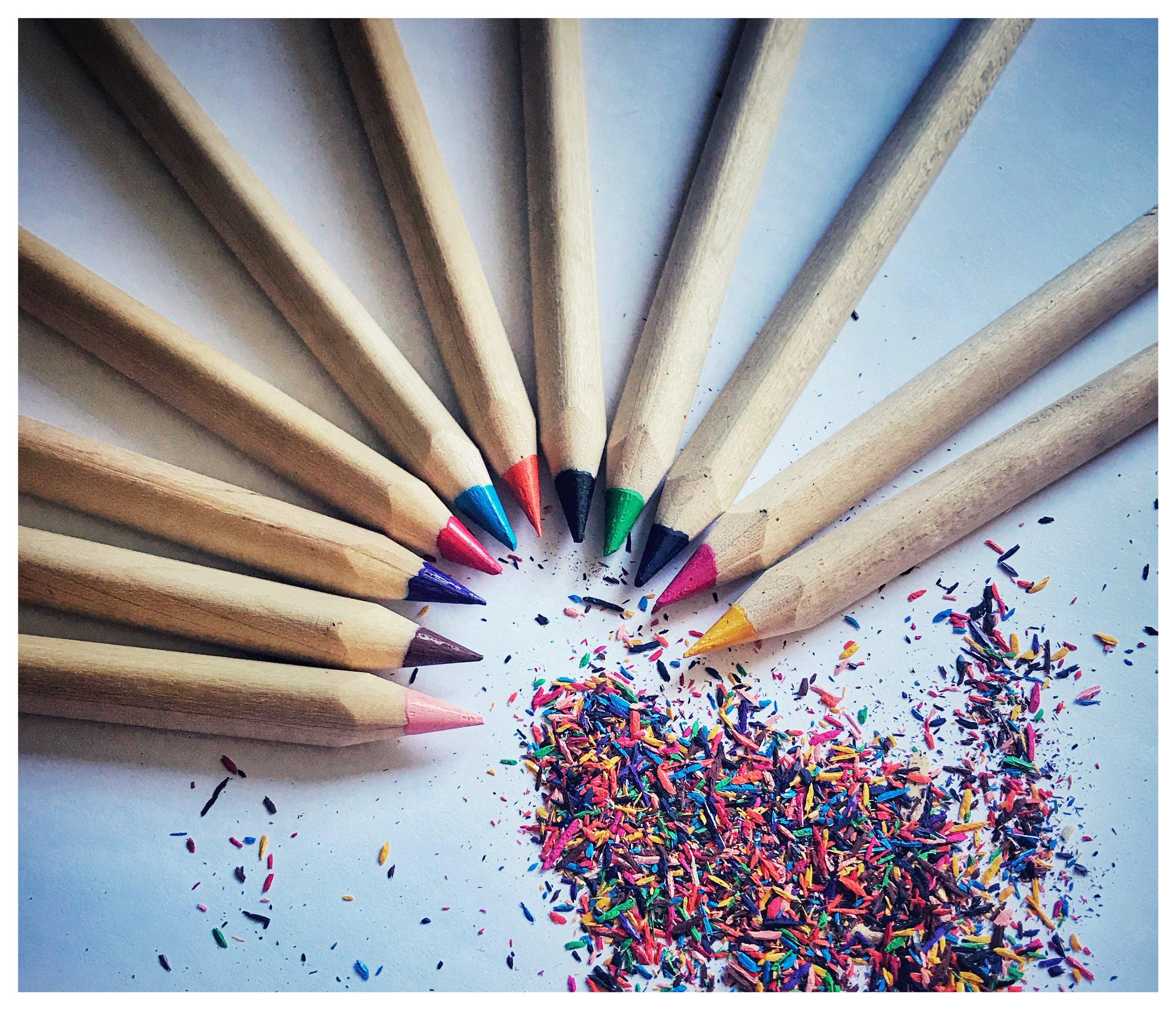 Kostenloses Stock Foto zu farbe, helle farben
