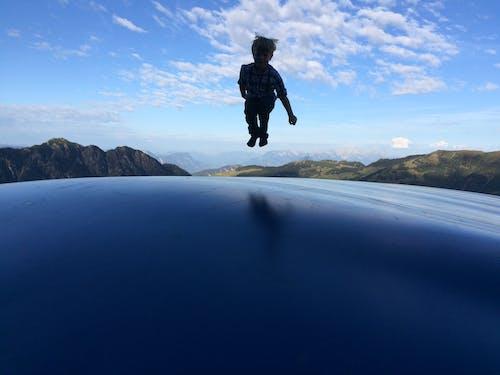 Photos gratuites de autriche, jump shot, montagnes