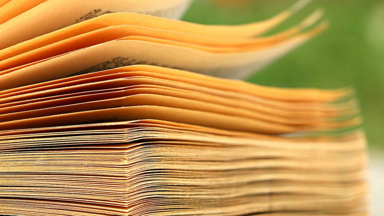 Brown Paper Book