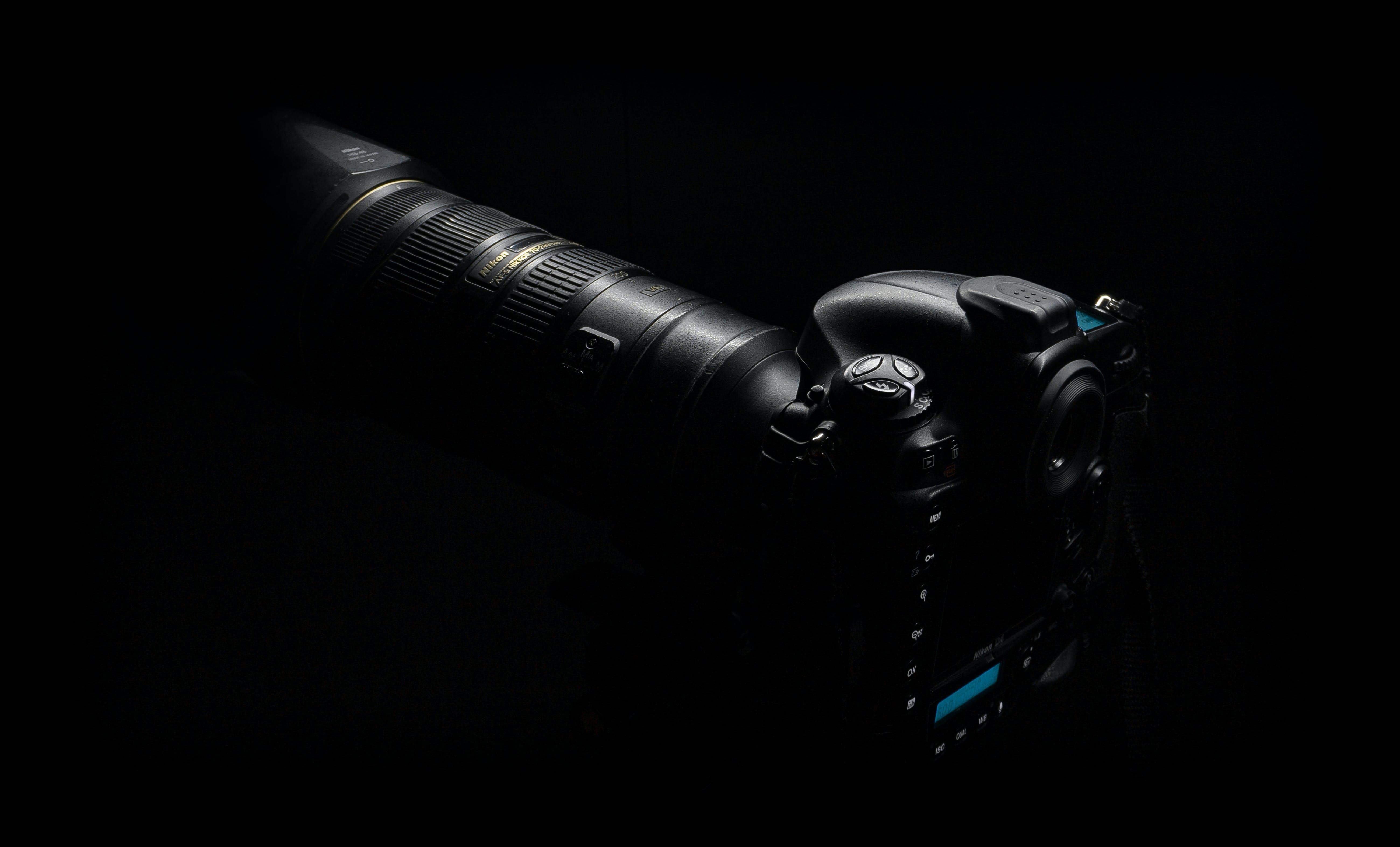 Photo of Black Dslr Camera
