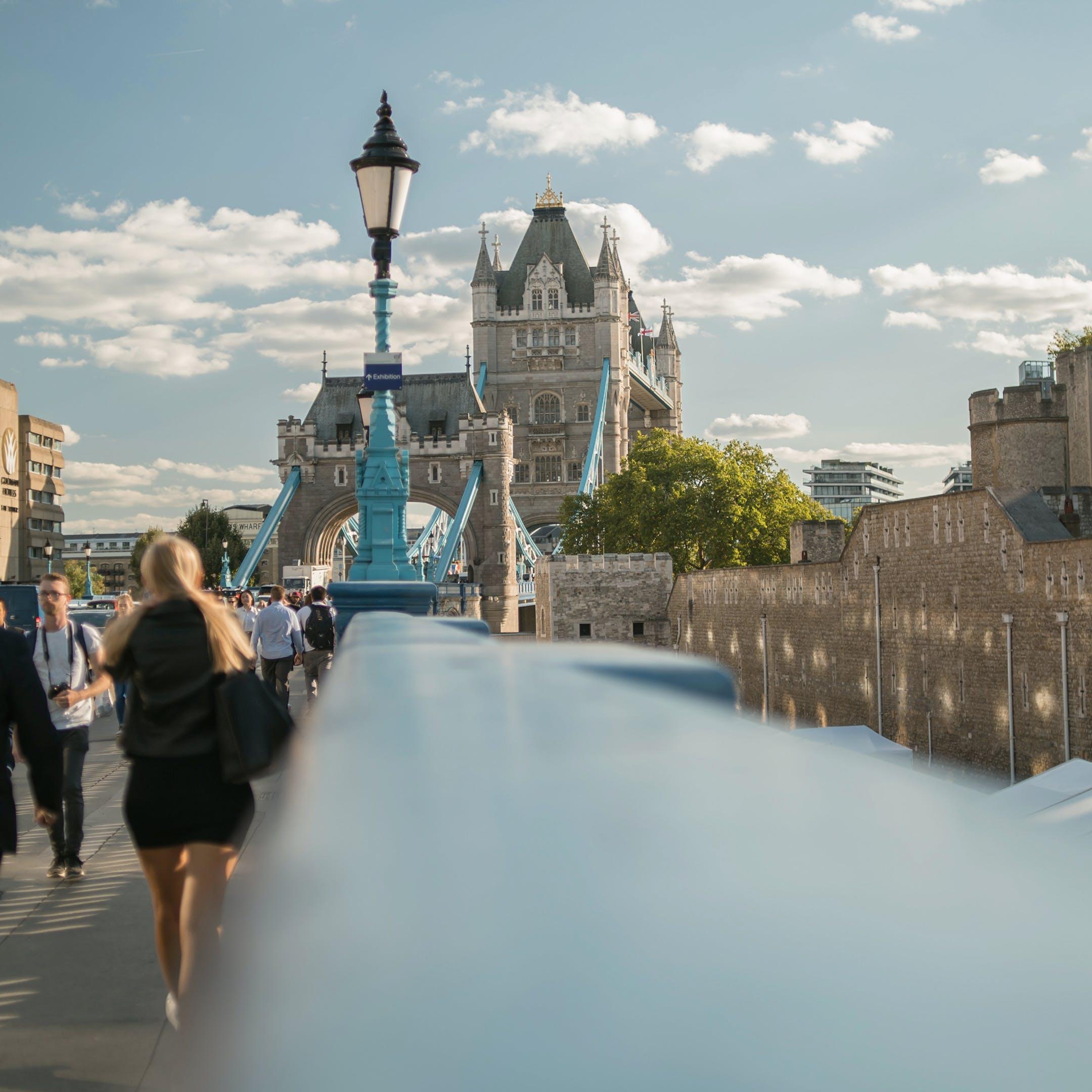 Free stock photo of city, england, london, london bridge