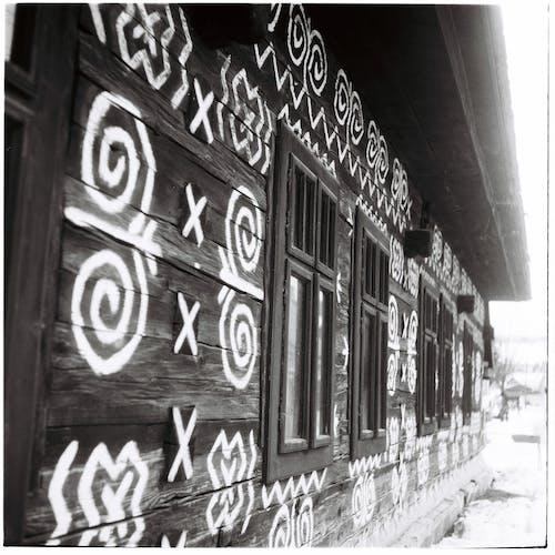 Kostnadsfri bild av kultur, slovakien, trä, trä detaljer