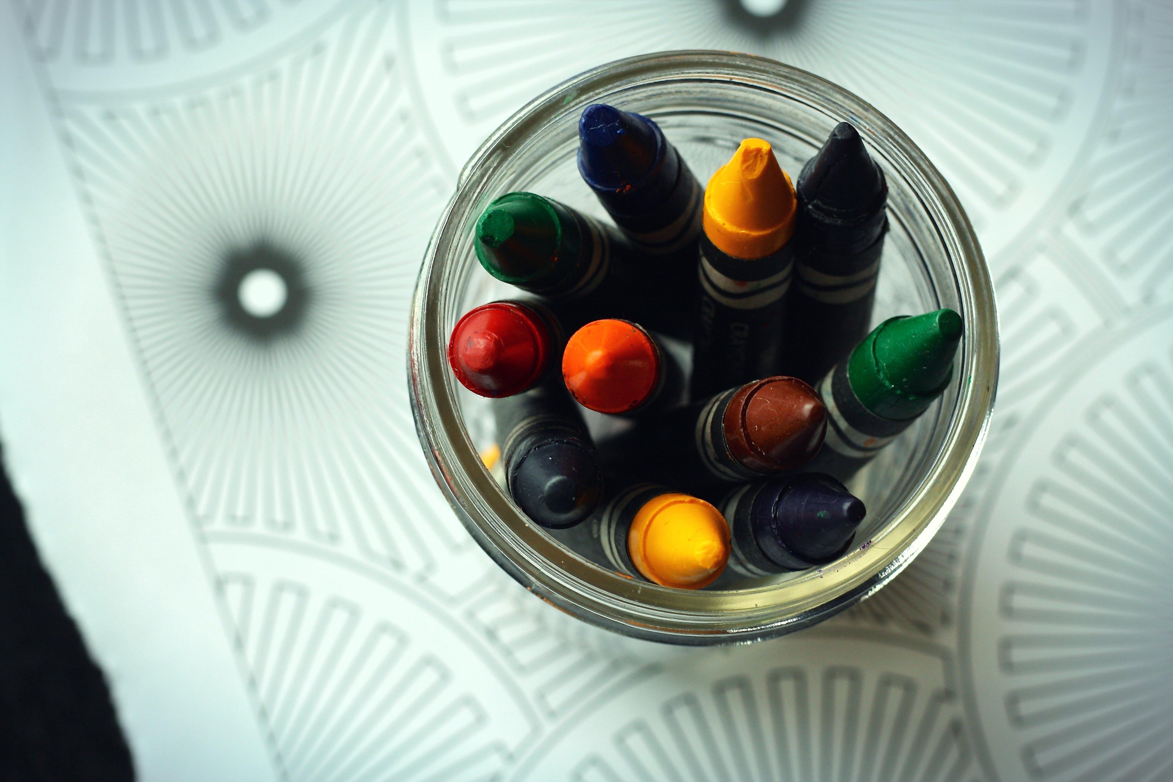 Безкоштовне стокове фото на тему «барвистий, колір, кольори, контейнер»