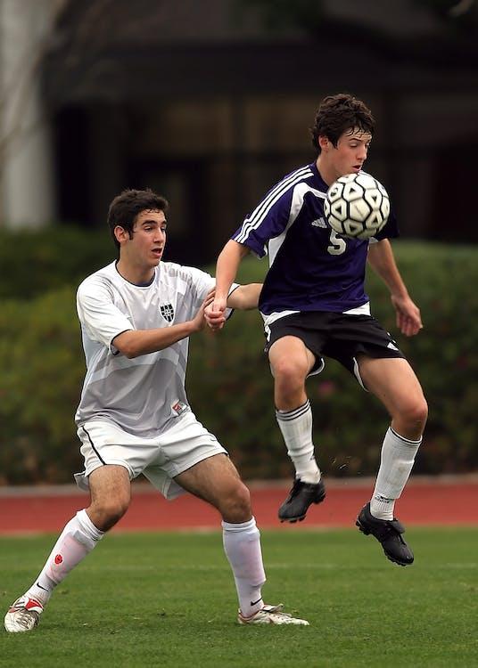 akce, fotbal, fotbalista