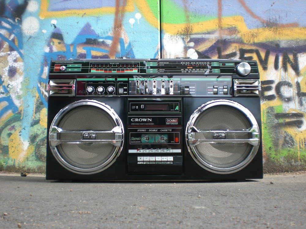 Cassette player @pexels
