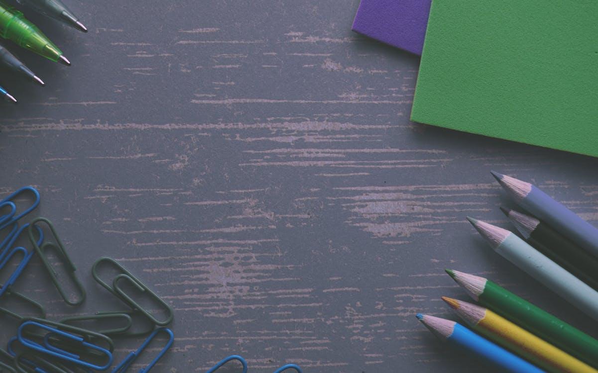 afilado, Arte, bolígrafos