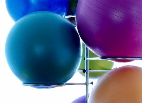 Fotobanka sbezplatnými fotkami na tému balón, cvičenie loptu, detailný záber, dizajn