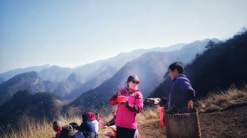 Free stock photo of 山, 旅游