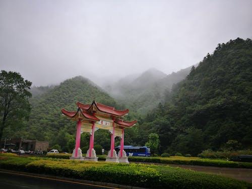 Free stock photo of Mount Huangshan, tourism, 黄山