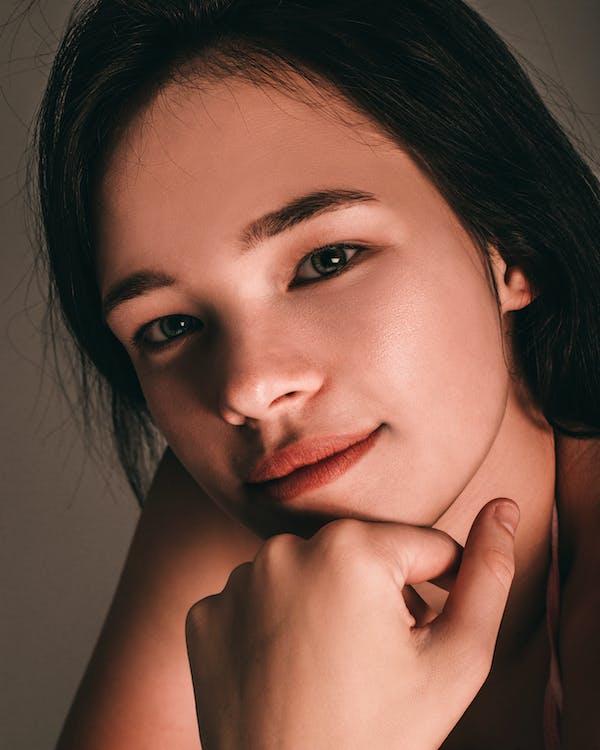 adolescent, asiàtica, atractiu