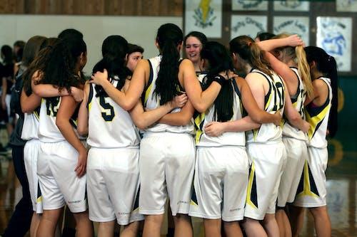 制服, 團隊, 女孩, 女性 的 免费素材图片