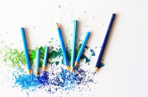 Imagine de stoc gratuită din albastru, artă, artistic, artizanat