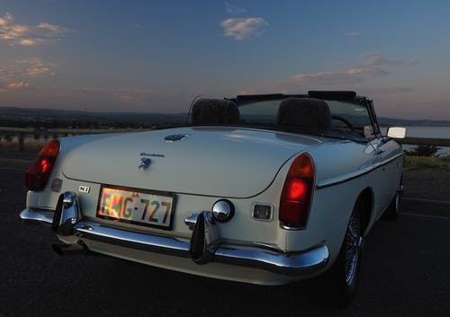 Free stock photo of car, classic car, sports car