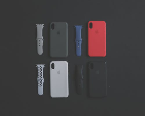 Free stock photo of accessories, apple, iPhone X
