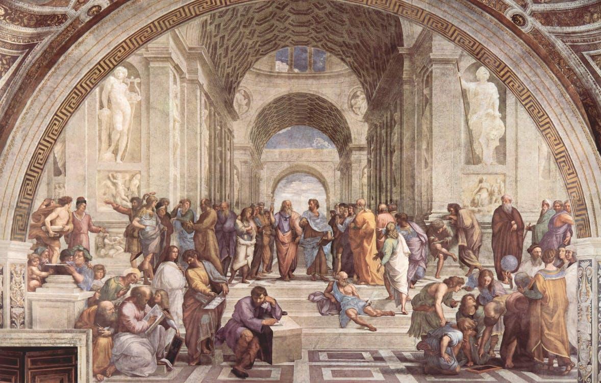 architektúra, Boh, dóm