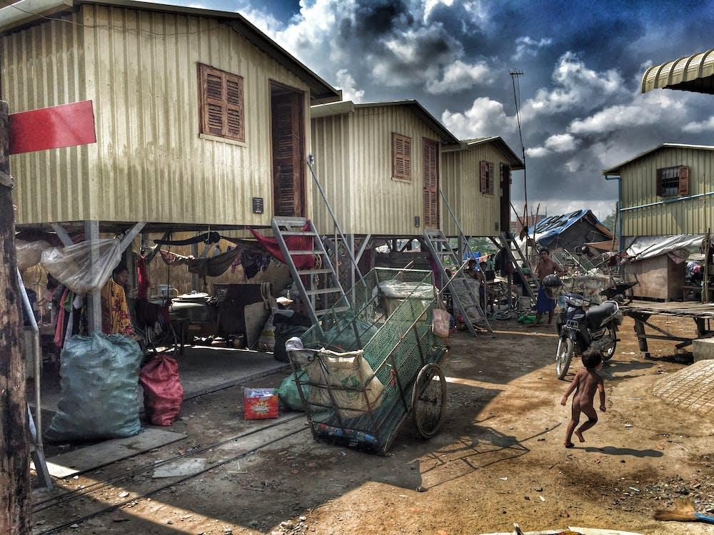 Безкоштовне стокове фото на тему «Азія, бідність, камбоджа»