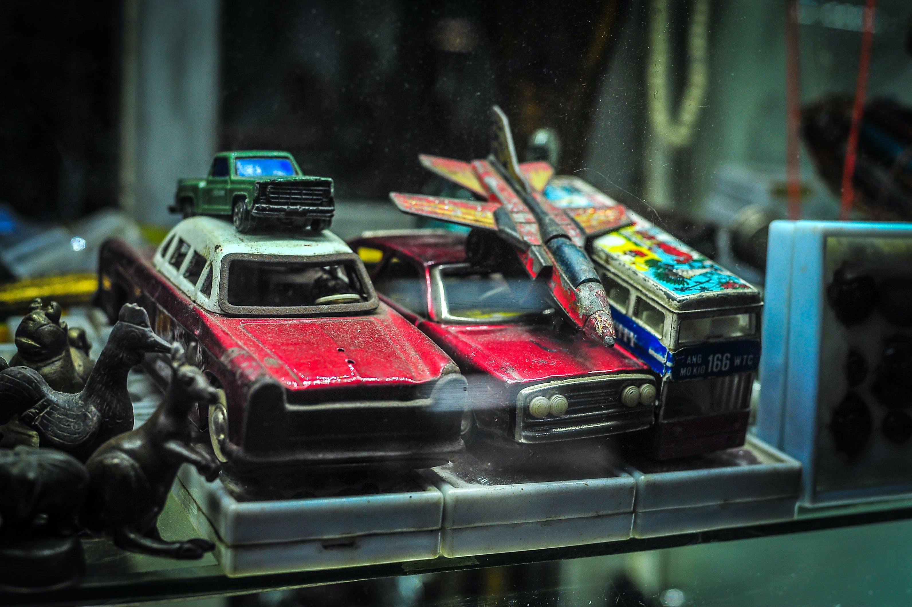 Free stock photo of retro, toys